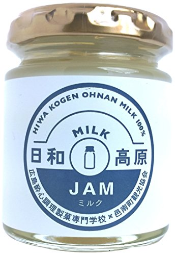 プロデュース 日和高原 ミルクジャム 120g