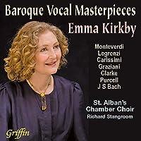 Baroque Vocal Masterpieces