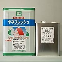ヤネフレッシュ 艶有 (RC-115 サックスブルー) 16Kg/セット
