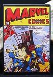 Marvel Comics Presents # 4コミックブックカバー冷蔵庫マグネット。