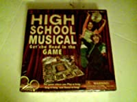 High School Musical Get'cha Head in the Game - Music CD Included