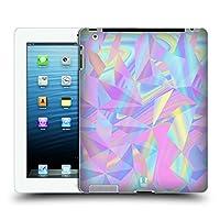 Head Case Designs ジオメトリック イリディセント ハードバックケース Apple iPad 3 / iPad 4