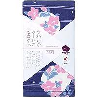 日繊商工 japanese style KIMONO STYLE 待つ宵 てぬぐい JS-535
