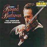 Arron Rosand/ Beethoven Violin Sonatas