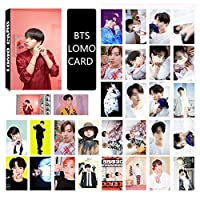 Saitrewed-BTS 防弾少年団 MAP OF THE SOUL PERSONA LOMOカード 30枚 BTS 写真 ニューアルバム BOY WITH LUV 応援グッズ はがき フォトカードセット 人気 ギフト for a.r.m.y(田柾国)
