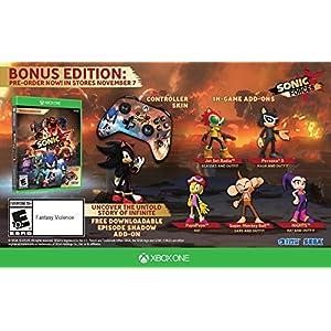 Sonic Forces Bonus Edition (輸入版:北米)