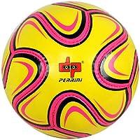 8323 Perrini Brazucaサッカーボール – サイズ544 ; pink44 ;イエローwithブラック
