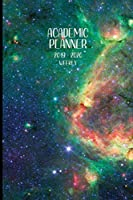 """Academic Planner 2019 - 2020 Weekly: July 1, 2019 - December 31, 2020 