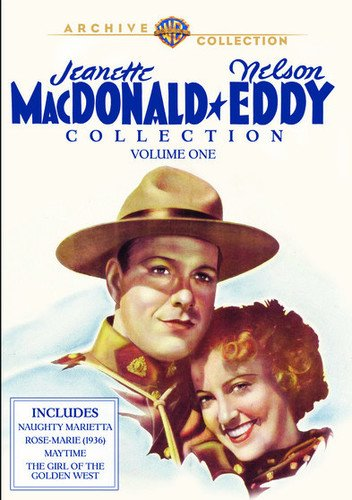 Jeanette MacDonald & Nelson Eddy Collection Volume 1