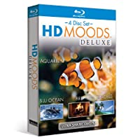 Hd Moods: Deluxe [Blu-ray] [Import]