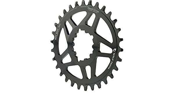 Wolf Tooth Powertrac Elliptical Direct Mount Cinch Oval Chainring 30t