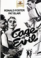 Cage of Evil [DVD]