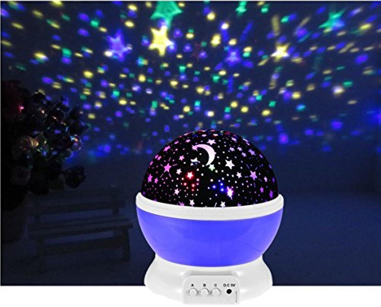 定刻達成する在庫BlueField プラネタリウム 赤ちゃん 夜泣き 対策 おやすみ ファンタジー 星空 (パープル)