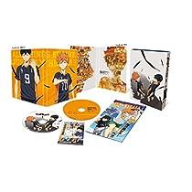ハイキュー!!セカンドシーズン Vol.1 (初回生産限定版)(イベントチケット販売抽選申込券付き) [Blu-ray]
