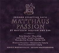 St. Matthew Passion, BWV 244 (2005-06-28)