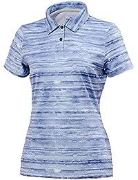 プーマ ゴルフウェア LINグラフィック半袖シャツ 574944 03GY L