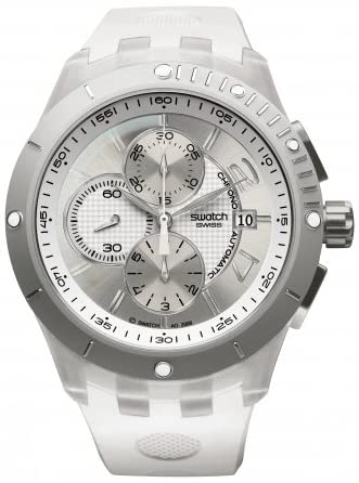 SWATCH SIGN IN THE SKY IRONY CHRONO AUTOMATIC  SVGK403