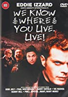 We Know Where You Live [DVD] [Import]
