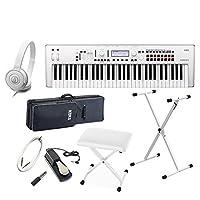 KORG KROSS2-61-SC (ホワイト) シンセサイザー 61鍵盤 ホワイトアクセサリー8点セット コルグ