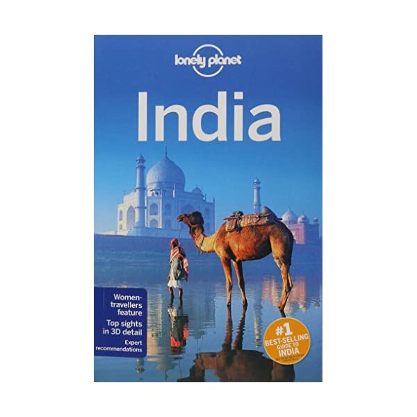 India 16 (Lonely Planet)の商品画像