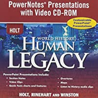 Pwrnotes W/VID CD Wld Hst 2008 Legacy