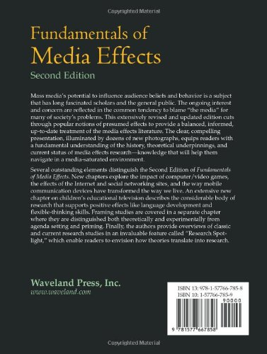 the medias effect on the general public through the explanation of mean world syndrome Media, like data, is the plural form of a word borrowed directly from latin the singular, medium, early developed the meaning an intervening agency, means, or instrument and was first applied to newspapers two centuries ago.