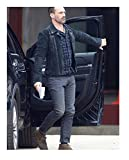 Buddy Baby Driver Jon Hamm Black Leather Jacket / バディベイビードライバージョンハムブラックレザージャケット Excliria