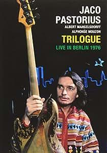 Jaco Pastorius Trilogue Live In Berlin 1976 [DVD] [Import]