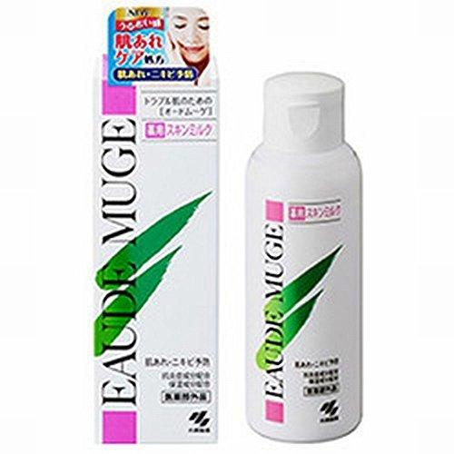 【小林製薬】オードムーゲ薬用スキンミルク 100g