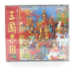三国志3(MCD) MCD 【メガドライブ】