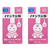 【第2類医薬品】イチジク浣腸10 10g×4 ×2