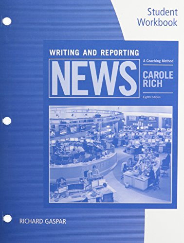 Download Writing and Reporting News: A Coaching Method 1305577426
