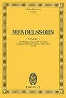 Pieces 4 String Quartet Op. 81 (Edition Eulenburg)