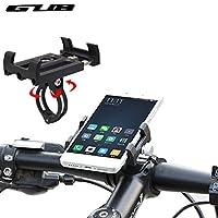 GUB PLUS 3 360 rotatable bike Phone Mount Bracket Handlebar Clip Stand Bicycle Adjustable Phone Holder