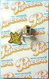 【三角カット】 嵐 公式グッズ LIVE TOUR Popcorn 会場限定 イヤホンジャック 【三角カット】【福岡・黄・イエロー・二宮和也】