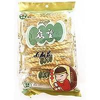 油で揚げる食品 麻花(マホァ) ネギ塩味 御茶請けやおつまみに 200g