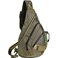 Nicgid Sling Bag Cross Body Messenger Bag One Strap Backpack Travel Shoulder Bag For Laptop Tablet Ipad Outdoor Hiking