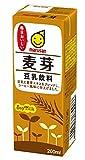 マルサン 豆乳飲料麦芽 200ml×24本