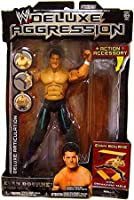 WWE Wrestling DELUXE Aggression Series 20 Action Figure Evan Bourne