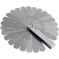 Garage.com 25pcシクネスゲージ(シックネスゲージ) 隙間測定に WHSDJ006 [並行輸入品]