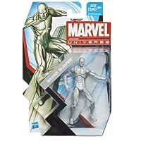 Hasbro Marvel Universe Series 1 Action Figure #003 Silver Surfer 3.75 Inch [並行輸入品]
