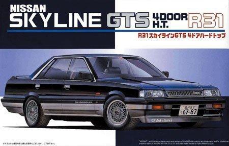 1/24インチアップシリーズ ID113 R31スカイラインGTS 4ドアH.T.