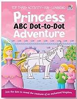 Princess ABC Dot-to-dot Adventure