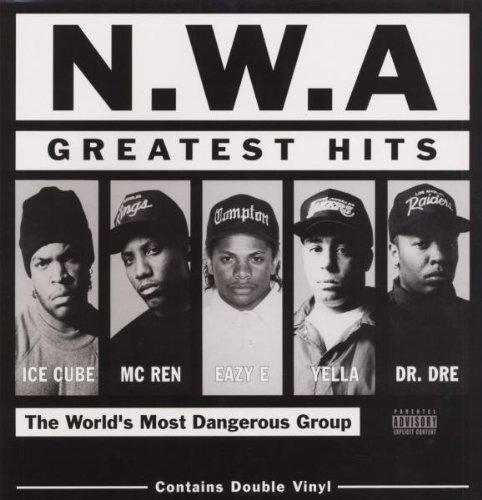 N.w.a. Greatest Hits [2 Lp] (in Gatefold Jacket) [12 inch Analog]