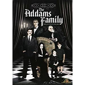The Addams Family: Volume 1 [DVD] [Import]