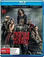 Doom Patrol: Season 1 (Blu-ray)