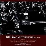 N響85周年記念シリーズ:モーツァルト:ピアノ協奏曲第20番、23番、24番、27番/ワルター・クリーン、ホルスト・シュタイン、若杉弘 (NHK Symphony Orchestra, Tokyo) [2CD]