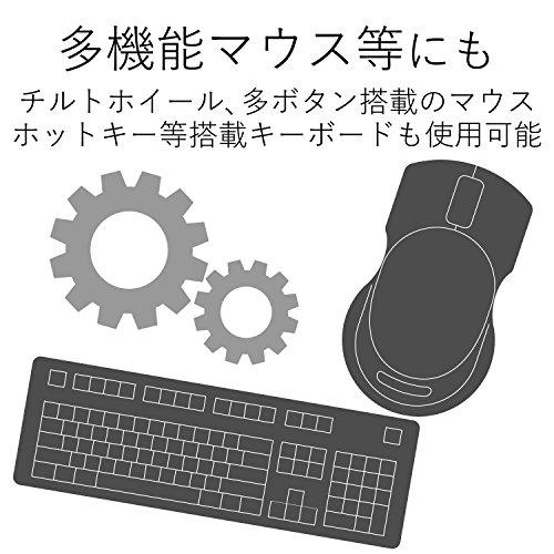 『エレコム KVMスイッチ pc切替機 USB DVI スピーカー 2台 KVM-DVHDU2』の9枚目の画像
