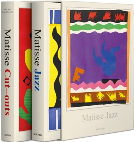 Henri Matisse: Cut-Outs Drawing with Scissors- Jazz