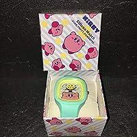 星のカービィ 腕時計 文字盤サイズ 4.5cm かわいい化粧箱付 プレゼントにも